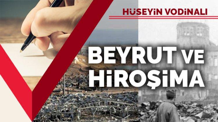 Beyrut ve Hiroşima