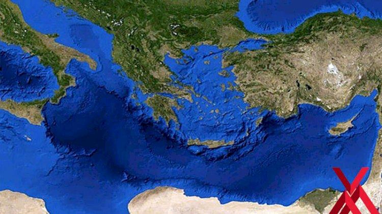 Deniz sınırı bulunmayan Mısır ve Yunanistan'dan 'MEB anlaşması'