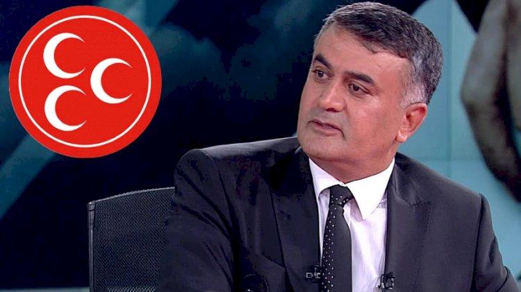 MHP'den Adil Gür'e sert tepki!