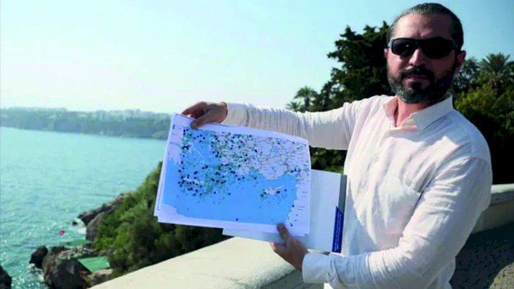 Uzmanı uyardı büyük deprem yakında! 'Her yıl 5-6 santimetre Anadolu'nun altına dalıyor'