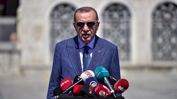 Erdoğan'dan 'ekonomi' yorumu: Türkiye adeta bir uçuşun içerisinde