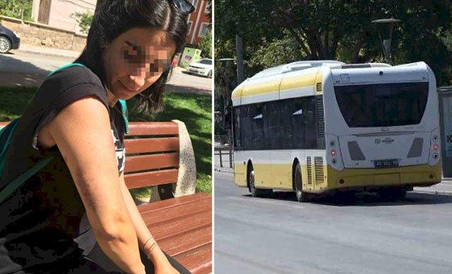 Kız kardeşler belediye otobüsünde dövüldü