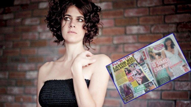 Müzisyen Melis Danişmend'den Hürriyet'e 'röportaj serimi çaldı' suçlaması!