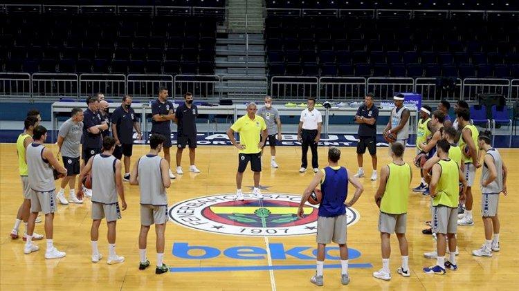Fenerbahçe Beko, Kokoskov yönetiminde ilk antrenmanını yaptı