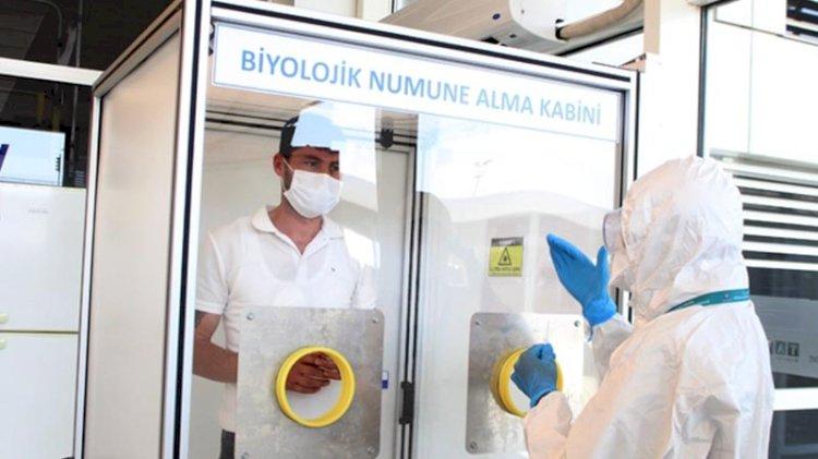 Türkiye'ye giriş-çıkışlardaki PCR testleri için yeni düzenleme