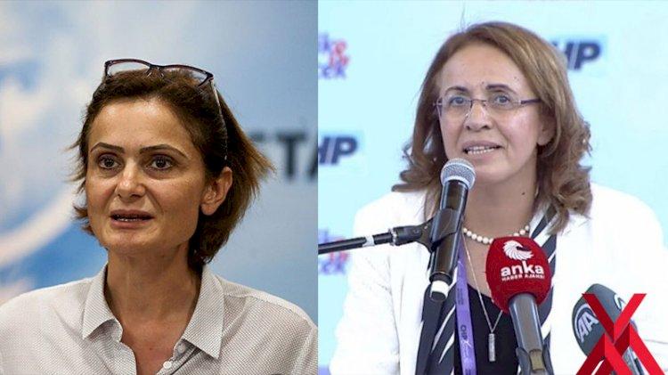 Canan Kaftancıoğlu, Kadın Kolları seçimine de karıştı: CHP'de olay çıktı