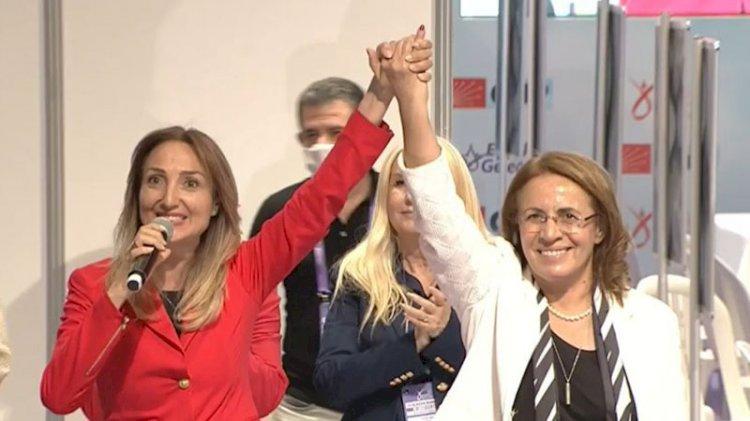 CHP Kadın Kolları'nın yeni başkanı belli oldu