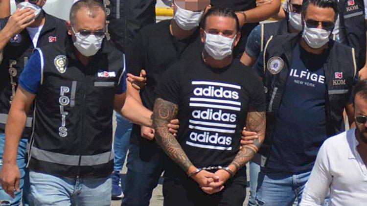 Çeşme'de 'Cehennem Melekleri' çetesi lideri Arabacı, tutuklandı
