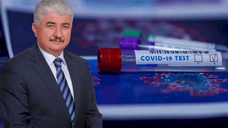 Bir ayda 8 Kovid-19 testi yaptıran AKP'li vekile tepki