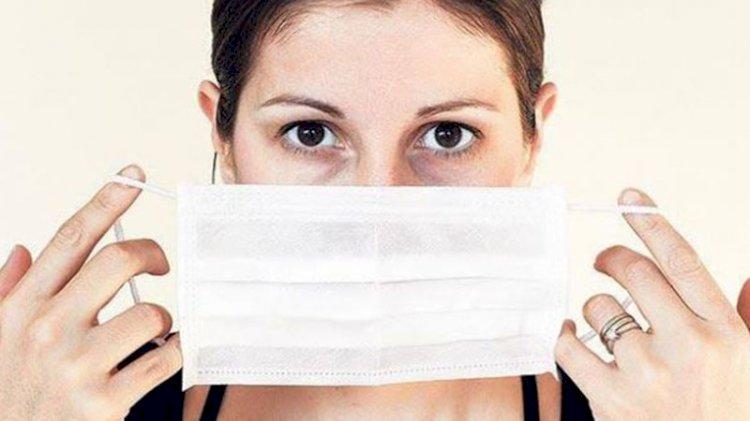 'Maske takarken burnunuzu kapatın' uyarısı