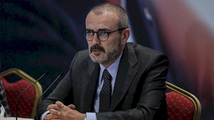 Mahir Ünal, AKP'nin anket sonuçlarını açıkladı