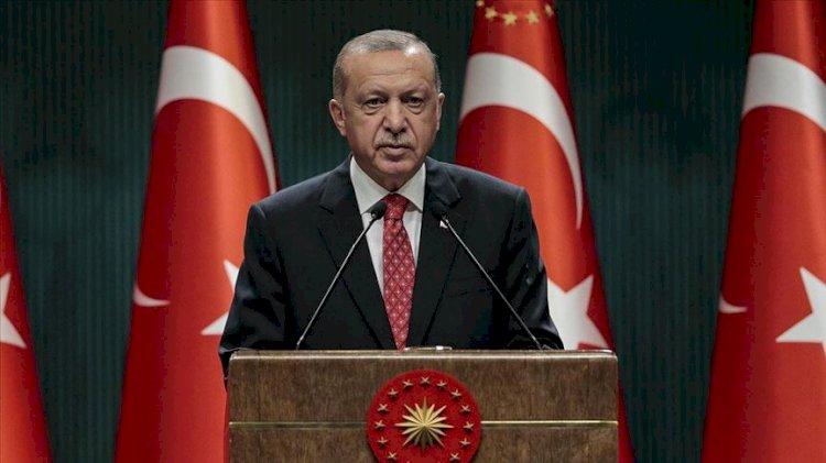 Erdoğan'dan Akdeniz'de Yunanistan'a müzakere çağrısı