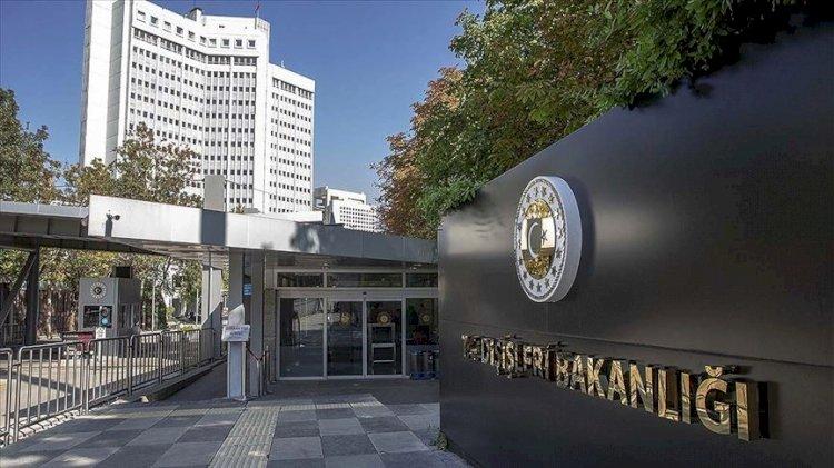 Türkiye'den ABD'ye yaptırım tepkisi