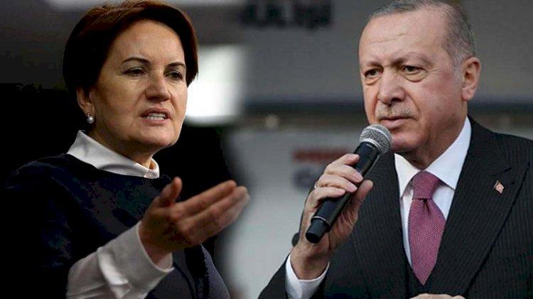 Akşener'den Erdoğan'ın 'safımıza gel' çağrısına yanıt