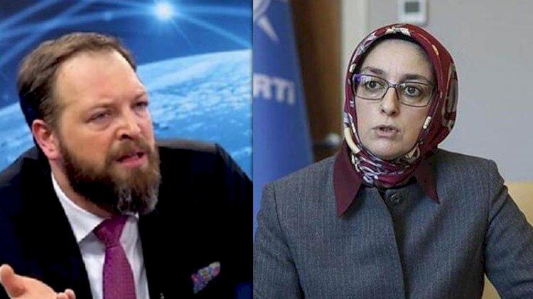 AKP'li kadınların Dilipak'a suç duyurusuna kızan Fatih Tezcan küfür yağdırdı