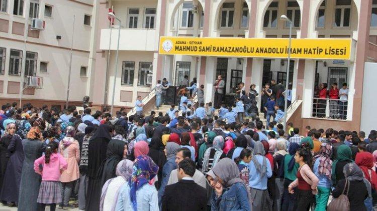 İmam Hatip Orta Okullarında okuyan öğrencilerin yarısı imam hatip liselerine gitmek istemedi