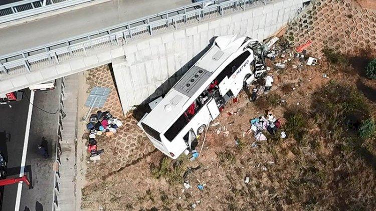 Metro Turizm otobüsü kazasında yeni gelişme