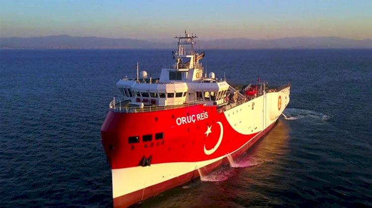 Güney Kıbrıs'ta Oruç Reis paniği: Fransız savaş uçakları Doğu Akdeniz'de