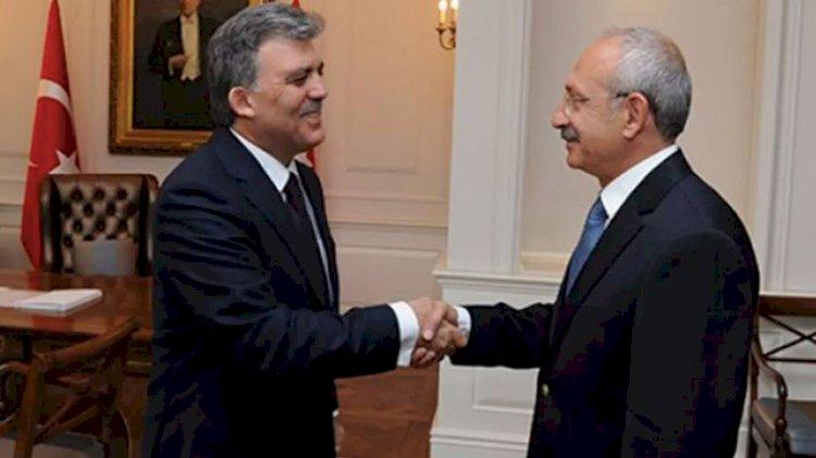 'Gül söylüyor, Kılıçdaroğlu ikiletmiyor'
