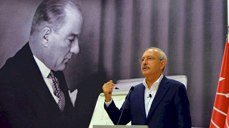 Kılıçdaroğlu'na cevap:  En güncel ve Türkiye'ye özgü sistem altı ok'tur