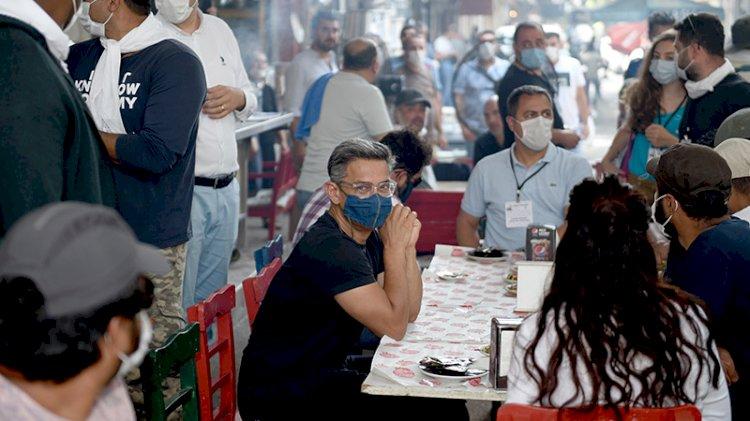 Bollywood yıldızı Aamir Khan'ın Adana'da kebap keyfi