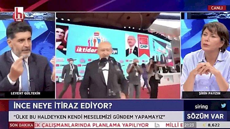 Halk TV ekranında ilginç iddia: Hangi CHP yöneticisi, seçimlerde partisinin oyunun artmasını engelledi