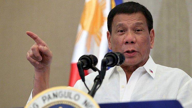 Filipinler saray sözcüsü: Devlet Başkanı Duterte, Rusya'nın Koronavirüs aşısı için kobay faresi olacak