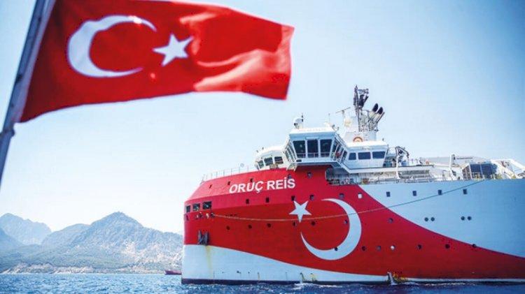 Oruç Reis'ten dolayı panikleyen Yunanistan ve Fransa'dan Doğu Akdeniz'de ortak tatbikat
