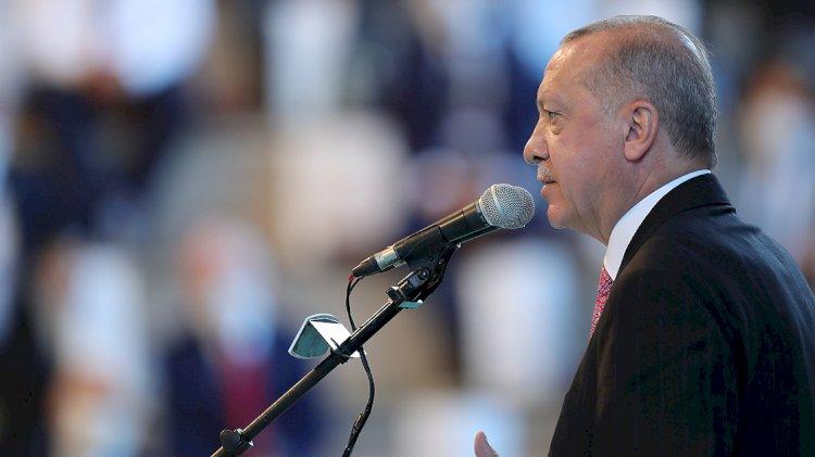 Erdoğan'dan Oruç Reis mesajı: Cevabını aldılar