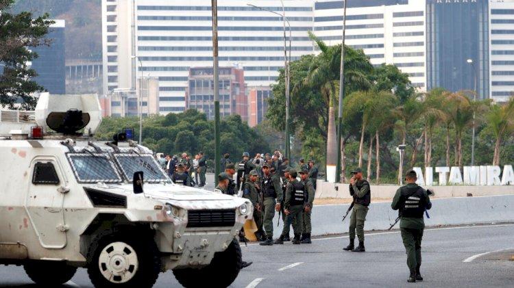 Venezuela'da darbe girişimine katılan askerler hakkında karar