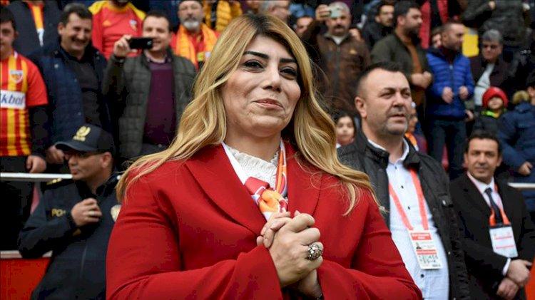 Berna Gözbaşı: Biz Beşiktaş'a Mensah için söz verdik
