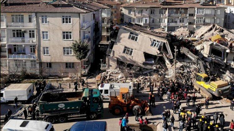 Türkiye'de bu yıl 21 bini aşkın deprem meydana geldi