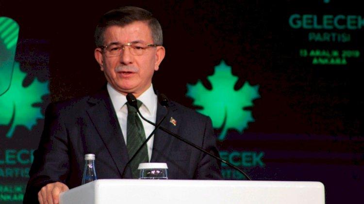 Ahmet Davutoğlu koronaya yakalandı