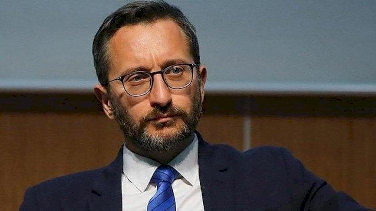 Fahrettin Altun'dan İletişim Başkanlığı'ndaki yeni görevi hakkında açıklama