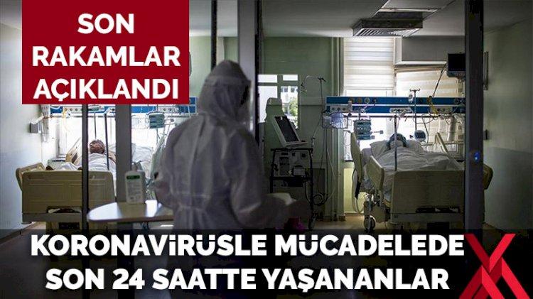 Türkiye'de son vaka sayısı açıklandı