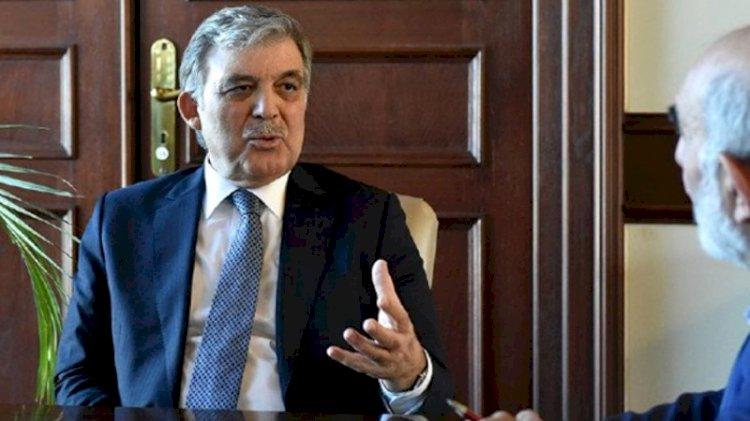 Abdullah Gül'den adaylık tartışmasına ilk yorum