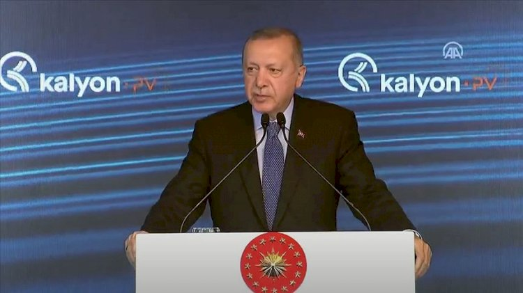 Erdoğan: Cuma günü vereceğimiz müjdeyle Türkiye'de yeni bir dönem başlayacak
