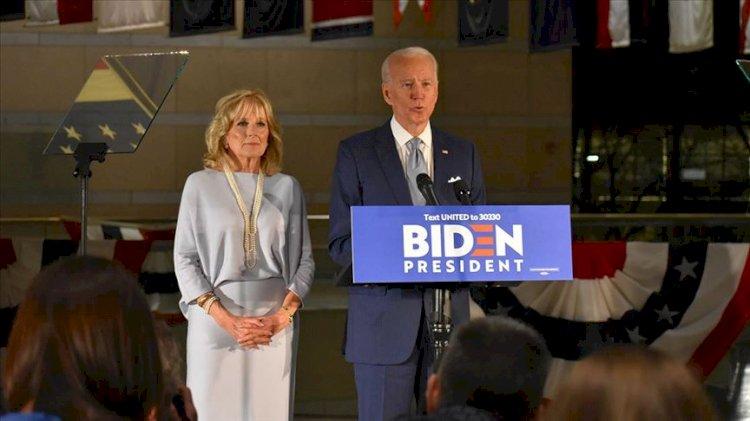 Joe Biden resmen aday