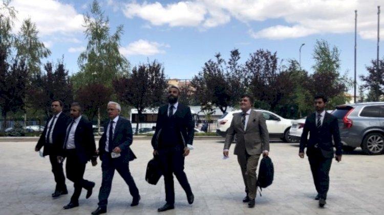 Ankara'da ikinci baro için başvuru yapıldı