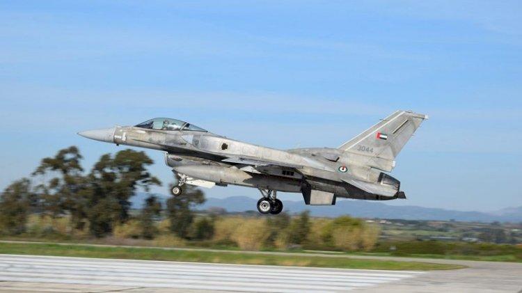 BAE burnumuzun dibine savaş uçakları gönderiyor