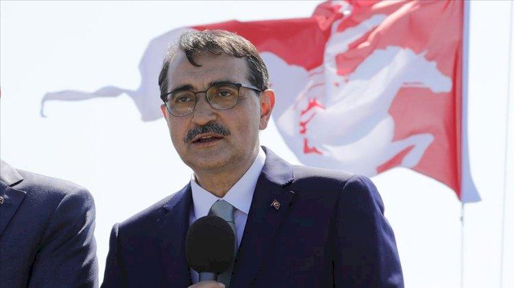 Bakan Dönmez'den son dakika doğal gaz açıklaması: Yeni bir alan daha var