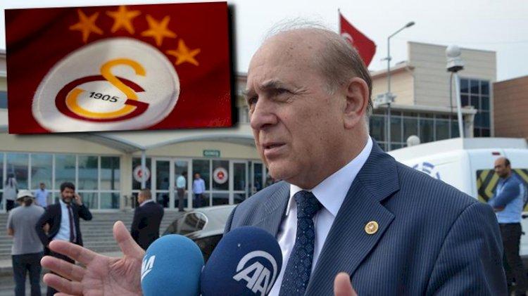 Burhan Kuzu Galatasaraylıları kızdırdı