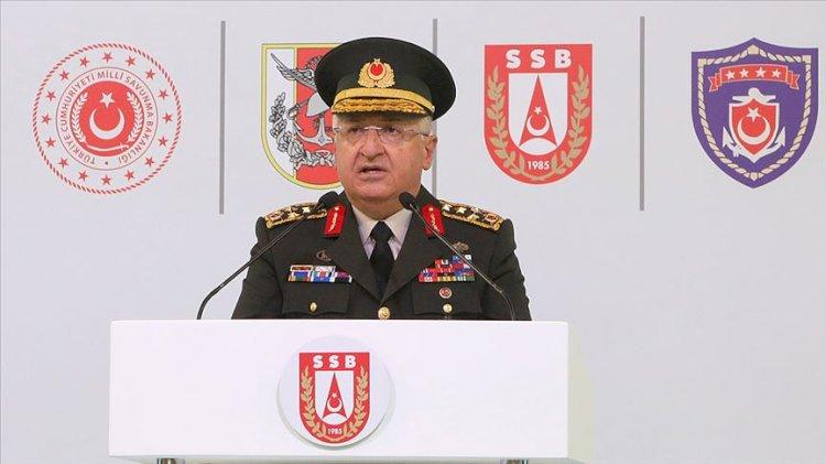Genelkurmay'dan 'Ordu Katar'a satılmış' sözlerine tepki: Çok yanlış