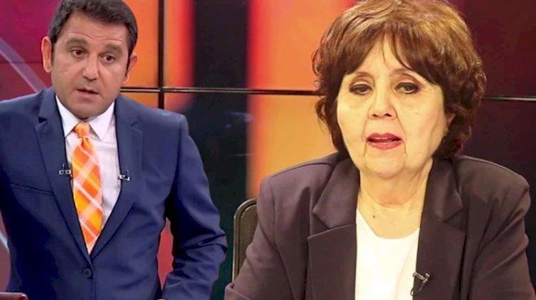Ayşenur Arslan'dan Fatih Portakal'a gönderme