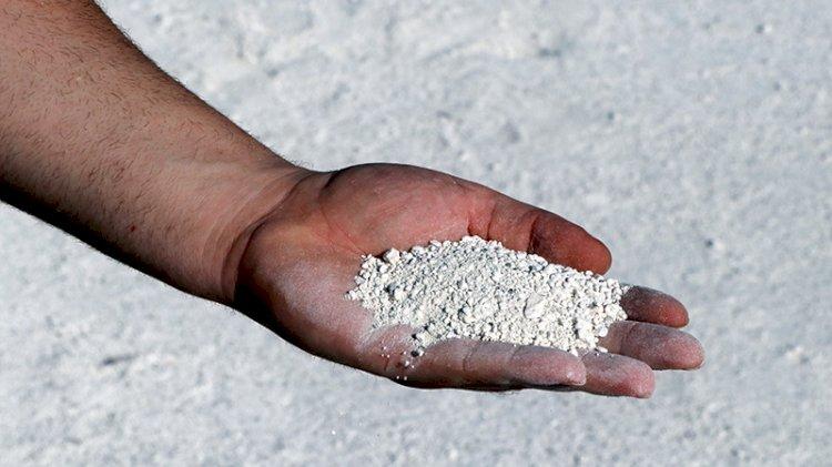 Salda Gölü'ndeki beyaz kum aslında fosilmiş