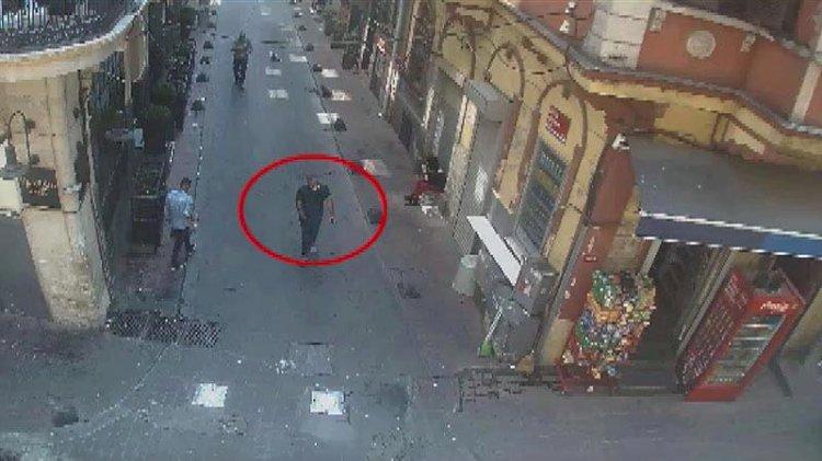 Yakalanan IŞİD'li Taksim'de keşif yapmış