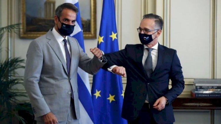 Almanya tarafını seçti ve duyurdu: Akdeniz'de en ufak kıvılcım felakete yol açar