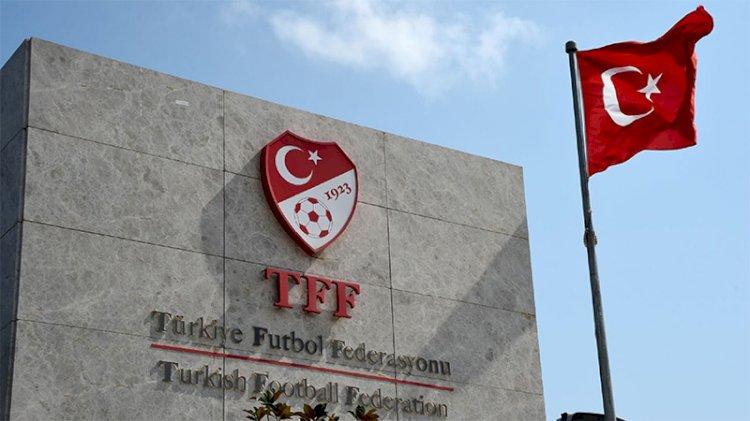 TFF, profesyonel liglerde sezon planlamalarını açıkladı