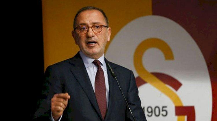 Galatasaray'dan Fatih Altaylı açıklaması: Fatih Altaylı denen zat!