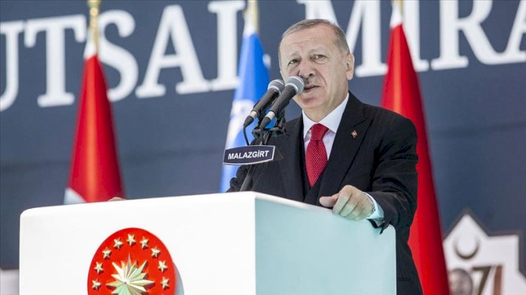 Erdoğan: Yaparız diyorsak yaparız, bedelini de öderiz